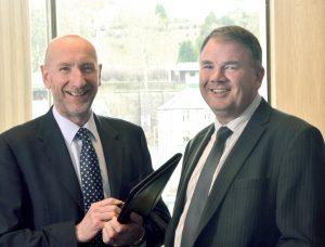 Mike Ellis and Jim Petrie, JRW Financial Services