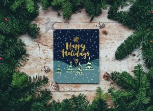 Happy Festive Holidays from JRW