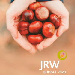 JRW Budget Summary Document March 2020