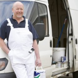 VAT claim for a personally owned van