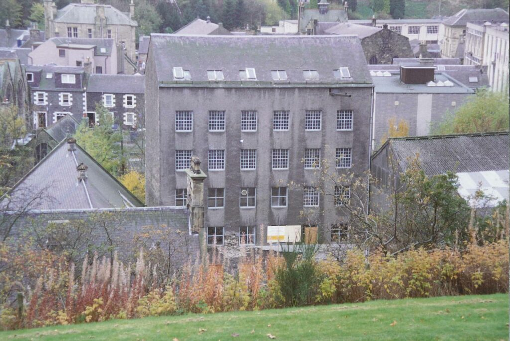 Riverside House pre conversion from High Road